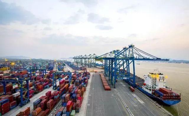 世界第二的珠江水系内河货运量突破10亿吨!